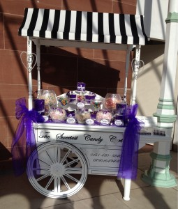 Candy Cart Purple