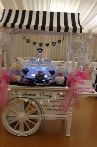 Large Candy Cart Picture 1