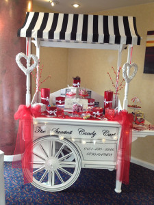 Large Candy Cart Picture 2
