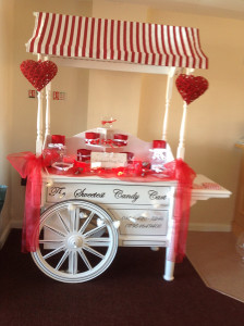 Large Candy Cart Picture 3