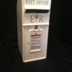 White Mail Box - £35.00