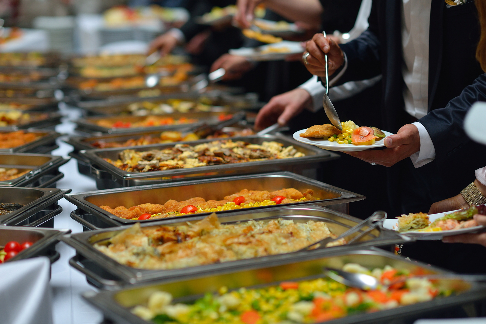 Menus For 100  People - Event Catering Melbourne. Birthday ...